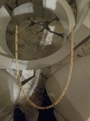 Gold chain/ cadena de oro 10k 27.5 grams for Sale in Peoria, AZ