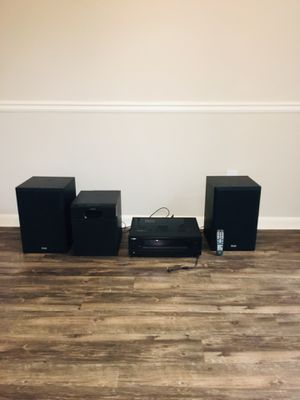 Powerful 2.1 Stereo System for Sale in Marietta, GA