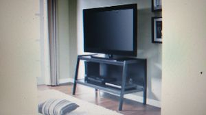 Ameriwood Home Lawrence Ladder TV Stand, Black for Sale in Fort Wayne, IN