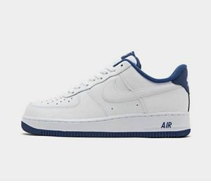 Nike Air Force 1 07 Royal Blue and white for Sale in Manson, WA