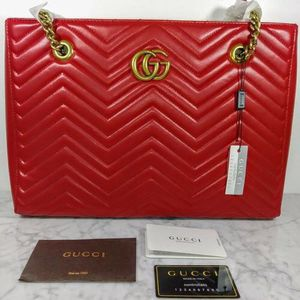 Red Gucci Tote Bag for Sale in Stansbury Park, UT