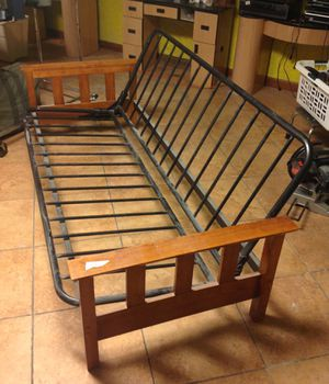 Full size futon bed frame. for Sale in NY, US