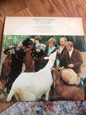 Dual Vinyl The beach boys pet sounds and Carl and the Passions so tough for Sale in Philadelphia, PA