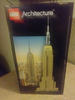 Lego Architecture 21046 Empire State for Sale in Chino Hills, CA