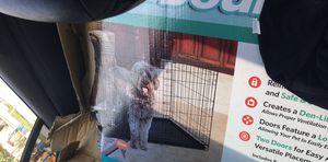 Medium dog cage brand new for Sale in Miami, FL