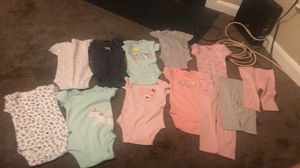 Baby girl clothes 0-3 months for Sale in Woodbridge, VA