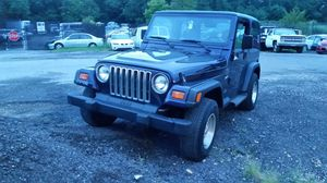 1998 jeep wrangler tj for Sale in Curtis Bay, MD