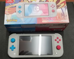 Nintendo Switch Lite Pokemon Limited Edition for Sale in Tucson, AZ