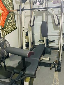 Smith Bench Press Machine for Sale in Carlsbad,  CA