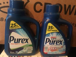 Laundry detergent for Sale in Parlier, CA