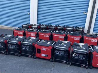 Predator Generator 3500w for Sale in Lawrenceville,  GA