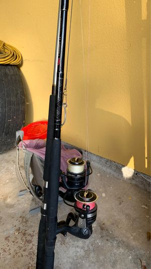 Fishing pole 🎣 for Sale in Deer Park, TX