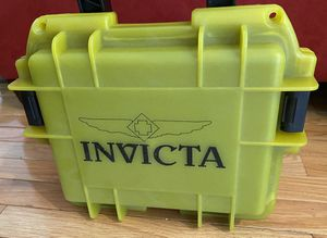 INVICTA - 3 Watch Glow in the Dark Carrying Case for Sale in Alexandria, VA