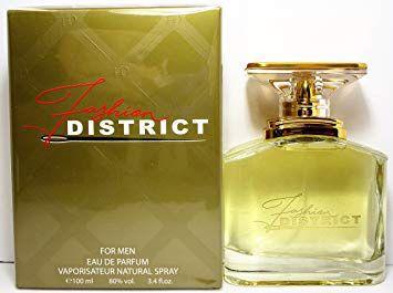 FASHION DISTRICT EAU DE PARFUM 3.4oz for men! Brand new & sealed! Smells very similar to CREED aventus for men!!!
