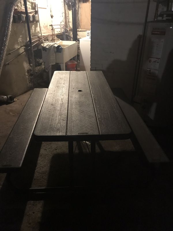 Sams Club Picnic Table For Sale In Bellevue Pa Offerup