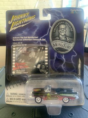 JOHNNY LIGHTNING MONSTERS CREATURE FROM BLACK LAGOON 57 CHEVY BEL AIR CONV. for Sale in Fresno, CA