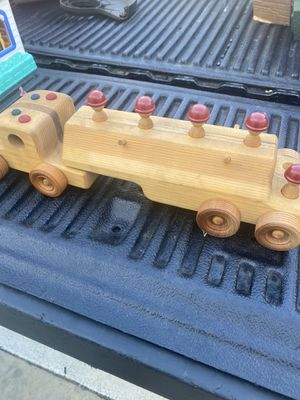 Wooden kids toys for Sale in Long Beach, CA