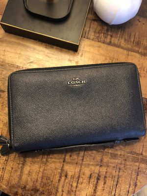 Coach Wallet for Sale in Beaumont, CA
