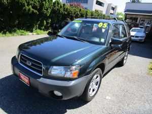 2005 Subaru Forester for Sale in Lynnwood, WA