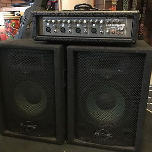 PA System for Sale in Shafter, CA