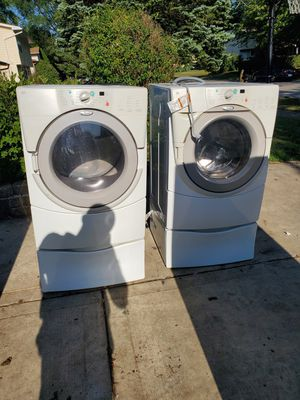 Whirlpool dryer and washer ( free delivery) for Sale in Bolingbrook, IL