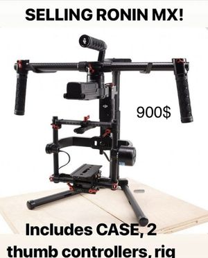 DJI ronin MX 900$ for Sale in Hialeah, FL