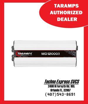 TARAMPS MD12000.1 AMPLIFIER for Sale in Orlando, FL