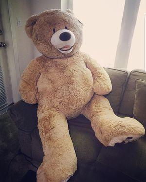 Huge teddy bear for Sale in Hillsboro, OR