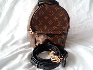 LOUIS VUITTON PALM SPRINGS MONOGRAM MINI BACKPACK BAG M41562 FOR MEN / WOMEN for Sale in Houston, TX