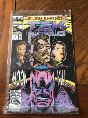 William shatners Moon I'll comic for Sale in McDonald, PA