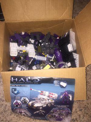 Halo Legos/small box for Sale in Chicago, IL