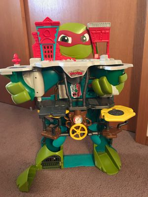 Turtle ninja house toy for Sale in Vancouver, WA