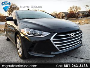2018 Hyundai Elantra for Sale in Taylorsville, UT