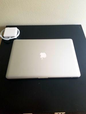"Apple MacBook Pro 2010 A1286 15.4"" Laptop Intel core i5. 8GB Samsung 256SSD for Sale in Sunrise, FL"