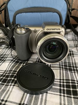 Olympus Digital Camera with Case for Sale in Trumbull, CT
