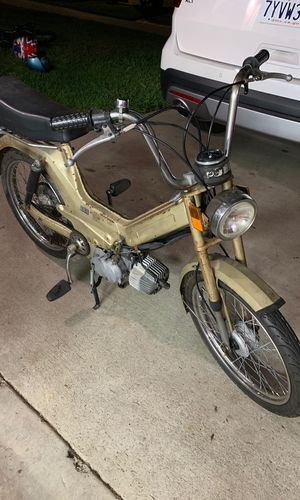 Vintage puch moped for Sale in Long Beach, CA