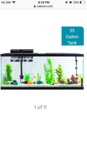 55 Gallon Fish Tank for Sale in La Vergne, TN