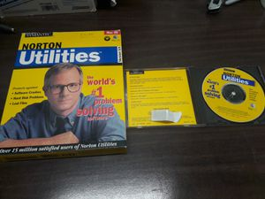 Norton Utilities v 3.5 for Mac OS pack for Sale in Los Angeles, CA