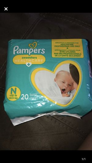 Diapers. NEVER OPENED! for Sale in Schaumburg, IL