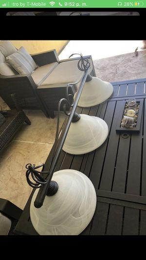 Kitchen island light for Sale in Sunrise, FL