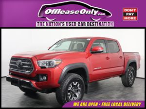 2017 Toyota Tacoma V6 for Sale in Miami, FL