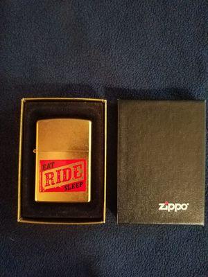 New 2004 Marlboro/ Harley edition zippo for Sale in Tucson, AZ