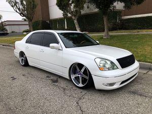 2001 Lexus LS 430 VIP LS430 (LS460 LS 460) for Sale in Artesia, CA