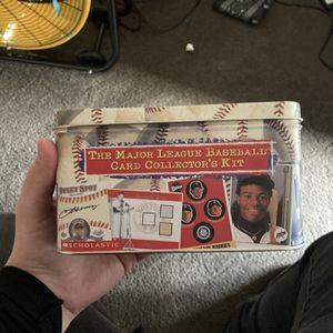 Vintage Scholastic Baseball Card Holder for Sale in Marietta, GA