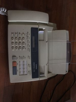 Brother Intellifax 770 Fax Machine for Sale in Leesburg, VA