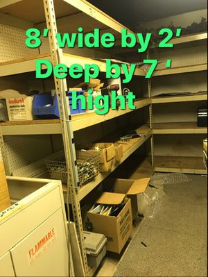 Shelving for Sale in Vancouver, WA