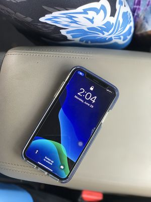 iPhone X-Unlocked for Sale in Pittsburgh, PA