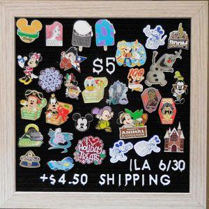 Disney Pins $5 Each for Sale in Hanson, MA