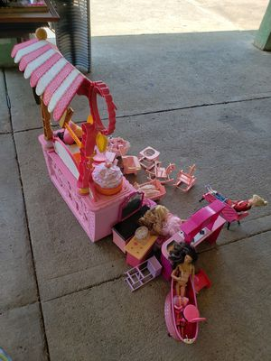 lalaloopsy kitchen set and others for Sale in Bloomington, CA