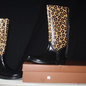Coach Rain Boots for Sale in Powder Springs, GA